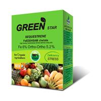 Chelated iron fertilizer GREEN Star